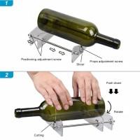 Alat Pemotong Botol Kaca Bulat Potong Gelas Cutting Wine Bottle Glass