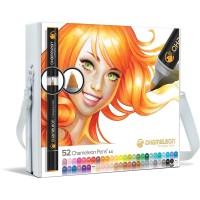 Chameleon 52-Pen Marker Complete Set