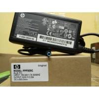 Adaptor Charger Laptop Original HP 19.5V-3.33A Blue Pin