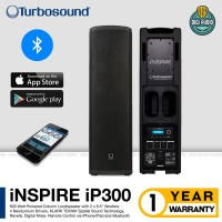 Column Speaker Aktif Sound System Portable TURBO SOUND iP 300 600 Watt
