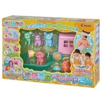 Mainan Anak Perempuan Color Change Pet Shop