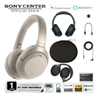 Sony WH-1000XM3 Noise Cancelling Wireless Headphone Black