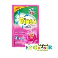 Rinso Molto Deterjen Cair Rose Fresh renceng (isi 6pcs)