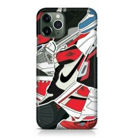 Hard Case Casing Nike Air Jordan 2 For iPhone 11 - 11 Pro - 11 Pro Max