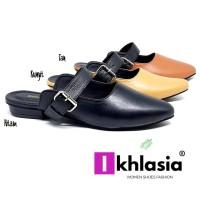 Sepatu Wanita Hak Chunky Nazia Premium HT73