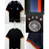 Jersey Baju Bola Kit Negara Jerman 2021 Germany Away Tandang 2020 New