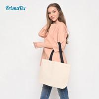 Tote Bag Kanvas Medium ( Tas Canvas Cotton)