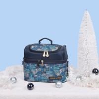 Natural Moms Cooler Bag Sling Tokyo City / Tas Asi Bayi