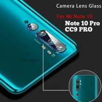 Xiaomi Mi Note 10 Pro Tempered Glass Camera Anti Gores Kamera Bening