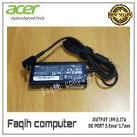 Adaptor Charger Original Acer Aspire A311 A314 A315 Series 19V-2.37A