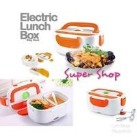 Lunch Box Electric ( Penghangat Makanan ) kotak makan