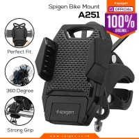 Phone Holder Sepeda Spigen A251 Holder Sepeda Motor HP Bike Mount