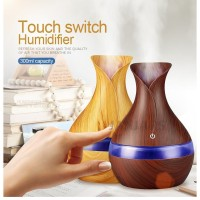 Air Humidifier Ultrasonic LED Tulip/difuser/Aromatherapy essential oil