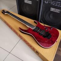 Gitar Listrik Ibanez Premium Red Color