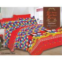 Set Bed Cover MURAH motif anak ukuran Single 120X200