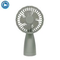 Kipas angin mini fan led / mini fan ush portable terlaris - Hijau