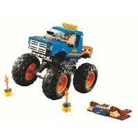 City Monster Truck Car Racing Bulldozer Lego 60180 kw Bela 10869