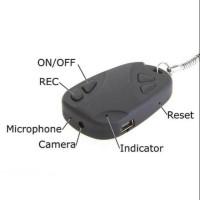 PROMO Spy Cam Hidden Camera Gantungan Kunci Car Key Kamera Pengintai