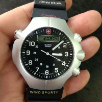 Jam Tangan Cowok Original Swiss Made Swiss army by victorinox