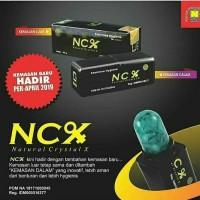 NCX Crystal X ORI Cristal X ASLI Kristal X NASA Original 1000%
