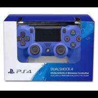 STIK PS4 ORIGINAL PABRIK warna biru