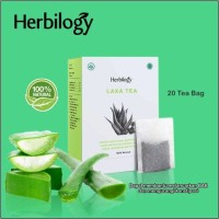 Herbilogy SlimmingTeh pelangsing dan detox herbilogy laxa tea