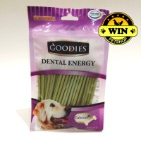 Snack Anjing Goodies Dental Energy Calcium Stick Vegetables 125gr