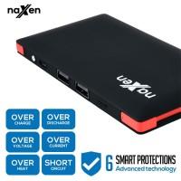 Naxen Power Bank Slim 10000mAh Quick Charge With Kabel
