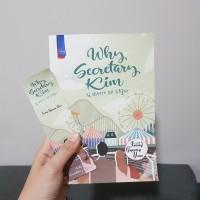 Novel Why secretary kim by Jeong Gyeong Yun