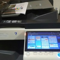 Mesin fotocopy Bizhub c364e