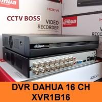 DVR DAHUA 16CH COOPER SERIES / XVR 1080N DH-XVR1B16 - 16 CHANNEL