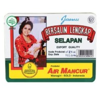 JAMU BERSALIN LENGKAP AIR MANCUR