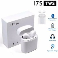 Headset Bluetooth 4.2 Sport Wireless Earphone HBQ i7s Tws Mini