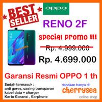 OPPO Reno 2F 8/128 Garansi Resmi-Murah - Pasti ORI Official Store