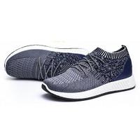 Adhere Sepatu Sneakers Pria Olahraga Sepatu Running SP201 - Abu-abu, 39