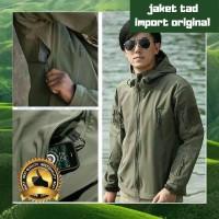 jaket tactical army import - jaket tad - barang import