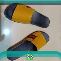 Sandal wanita / sandal kulit wanita / sandal kulit asli / sandal