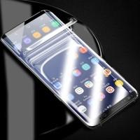 * Samsung Galaxy Note 8 Anti Gores Screen Guard Hydrogel Bening .