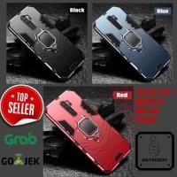* Samsung Galaxy A20 A205 Transformer Magnetic Hard Case Soft Stand .