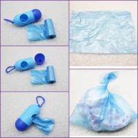 Tempat Sampah -) BK097 Refill Kantong Sampah Pampers Bekas Baby