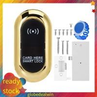 【Bayar Di Tempat 】Globedeal Smart Door Lock Elektronik Induction