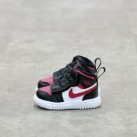(Toddler) Nike Air Jordan 1 Bred Toe 8cm ~ 16cm 100% Authentic