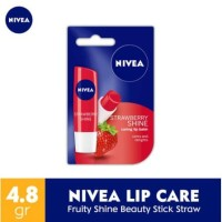 Nivea Lip Care Fruity Shine Beauty Stick Strawberry L314