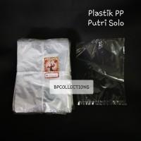 240gram Plastik PP 10x15 10x18 10x20 10x25 10X30 10x35 10x40 GOJEK