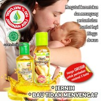 Wijisari|minyak kemiri asli| penyubur rambut | rambut bayi|100 ml