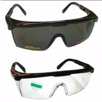 Kacamata Safety BeSafe BS026 Black