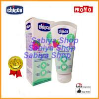 Chicco Tooth Paste Chico Toothpaste Cicco Pasta Gigi Ciko Odol 12mo+