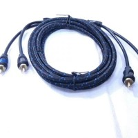 KABEL AUDIO RCA 2-2 HARDQUEST 2.5M