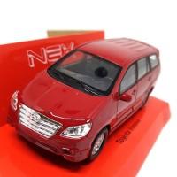Diecast Car Nex Welly 1/32 Toyota Innova Red NEW MIB