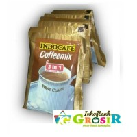 INDOCAFE COFFEEMIX 3 IN 1 RENCENG (ISI 10 SACHET)